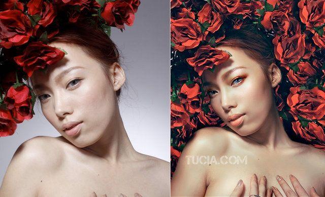 фотошоп фотографий фото до и после